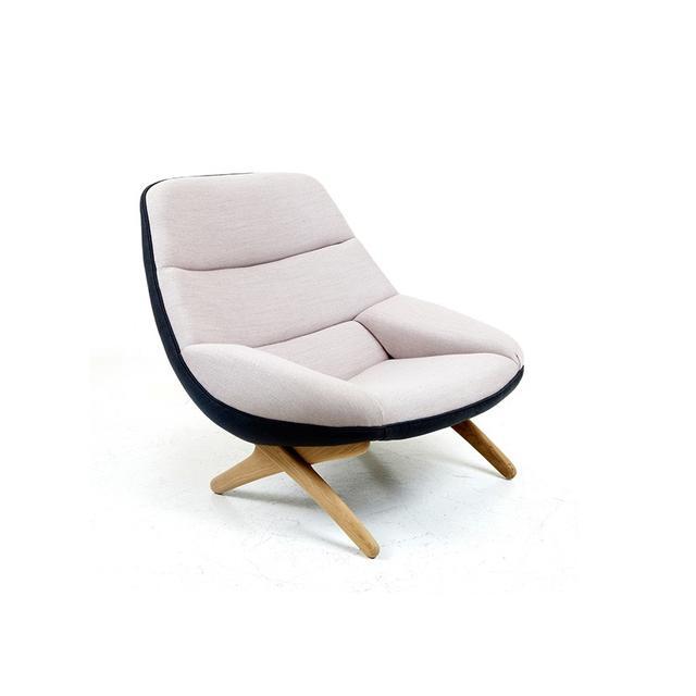 Great Dane ML90 Easy Chair & Footstool