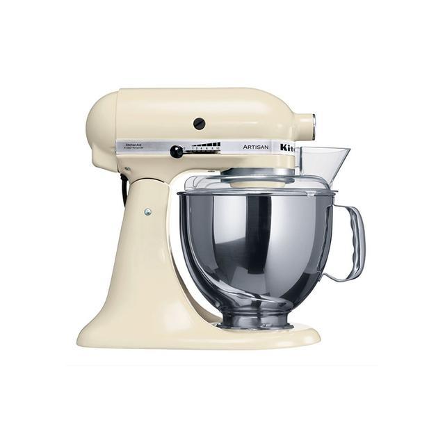 KitchenAid KSM150 Stand Mixer Almond Cream