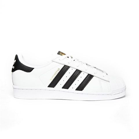 Superstar White & Black Sneakers