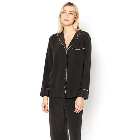 Avery Silk Pajama Set