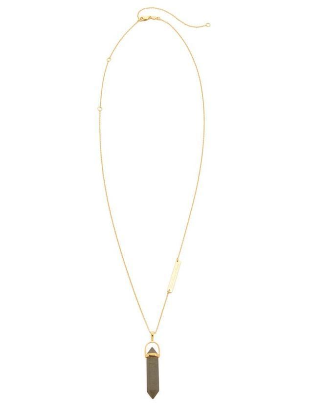 Samantha Wills Pyrite Mineral Necklace