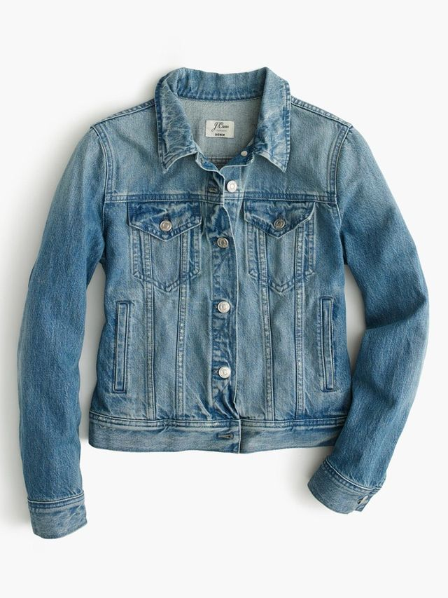 J.Crew Denim Jacket in Holston Wash