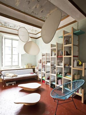 It Doesn't Get Much Cooler Than This Eclectic French Home