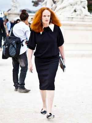 Grace Coddington's New Gig Was Just Announced