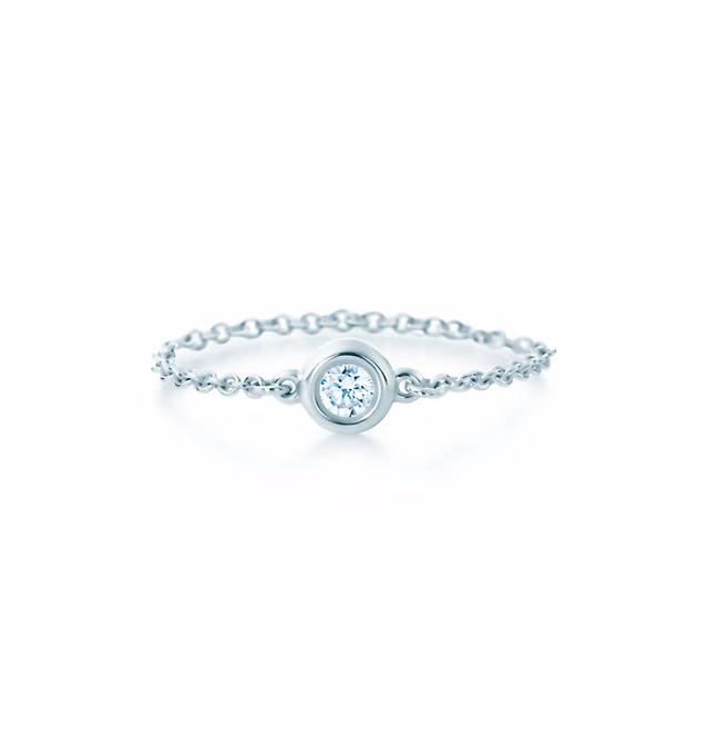 Tiffany & Co. Elsa Peretti Ring
