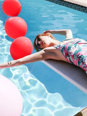 ModCloth's Badass New Swim Campaign Features Employees and Customers