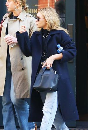 Did Ashley Olsen Just Debut the New Ugly-Chic Shoe Trend?