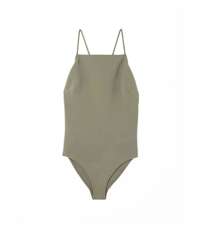 COS D-Ring Detail Swimsuit