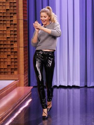 Watch Gisele Bündchen Teach Jimmy Fallon How to Walk a Runway