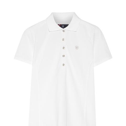 Prix Cotton-Blend Piqué Polo Shirt