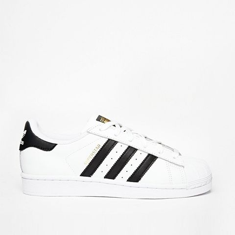 Originals Superstar White & Black Sneakers