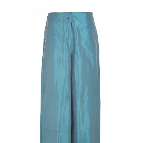 Penna Taffeta Relaxed Cargo Pants