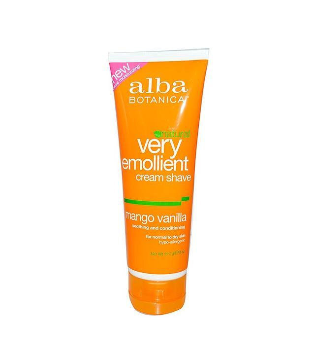 Alba Botanica Very Emollient Cream Shave