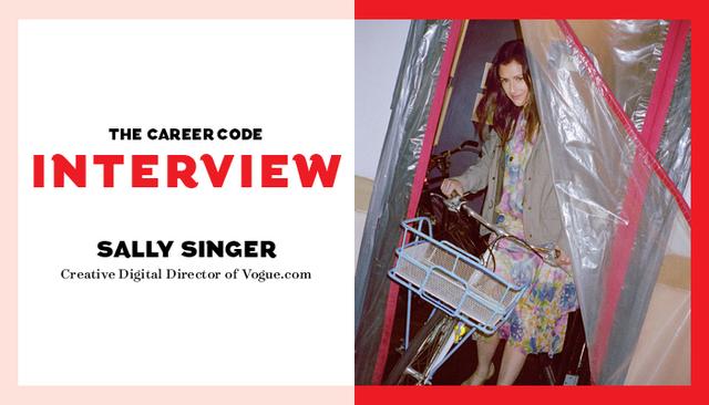 sally singer career