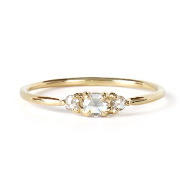 Catbird Jewelry Sleeping Beauty Ring