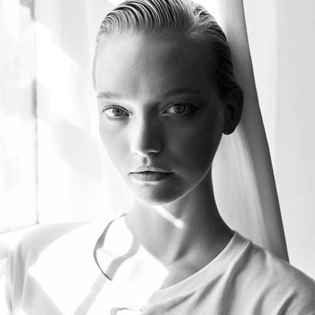 Gemma Ward Stuns in the Latest Issue of Inprint Magazine