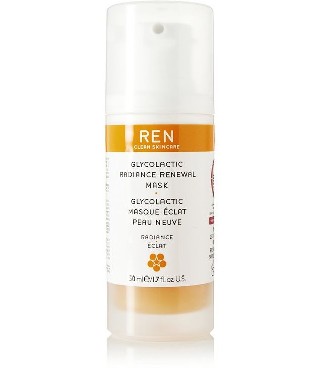 Ren Skincare Glycolactic Radiance Reneweal Mask