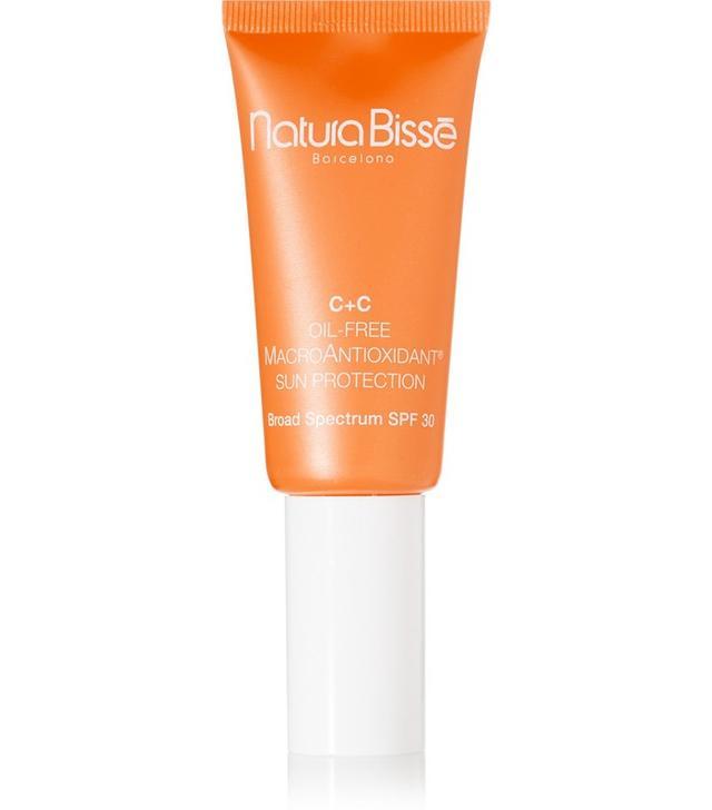 Nautra Bissé C+C Oil-Free MacroAntioxidant Sun Protetion