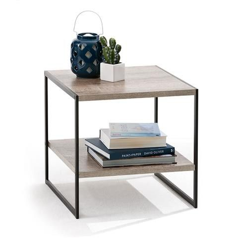 Kmart Industrial Side Table