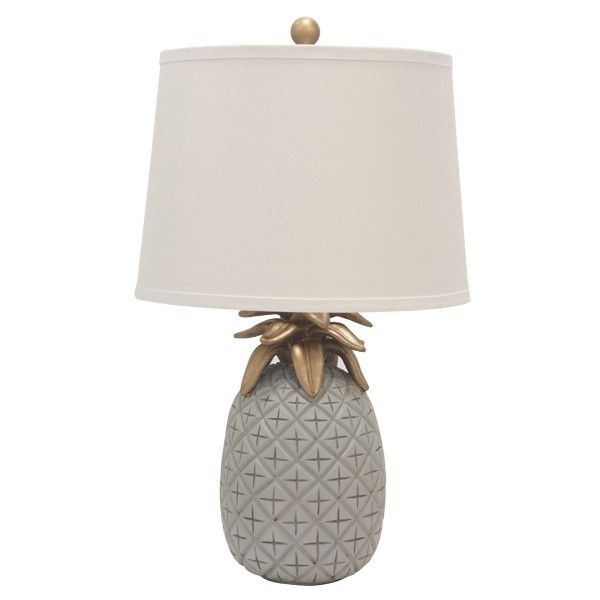 Interiors Online Pineapple Table Lamp