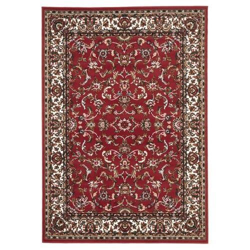 Temple & Webster Viva Persian Red Oriental Rug