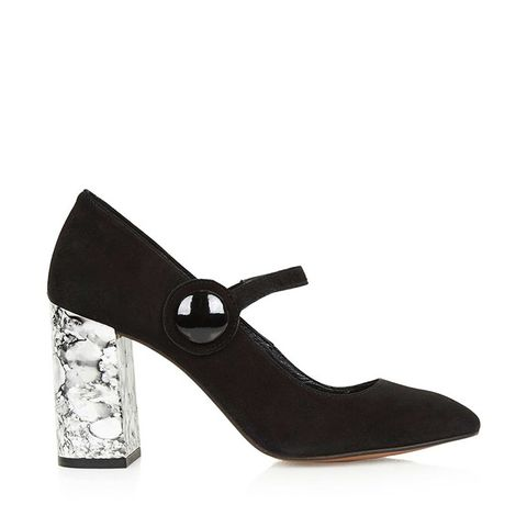 Gatsby Mary-Jane Shoes