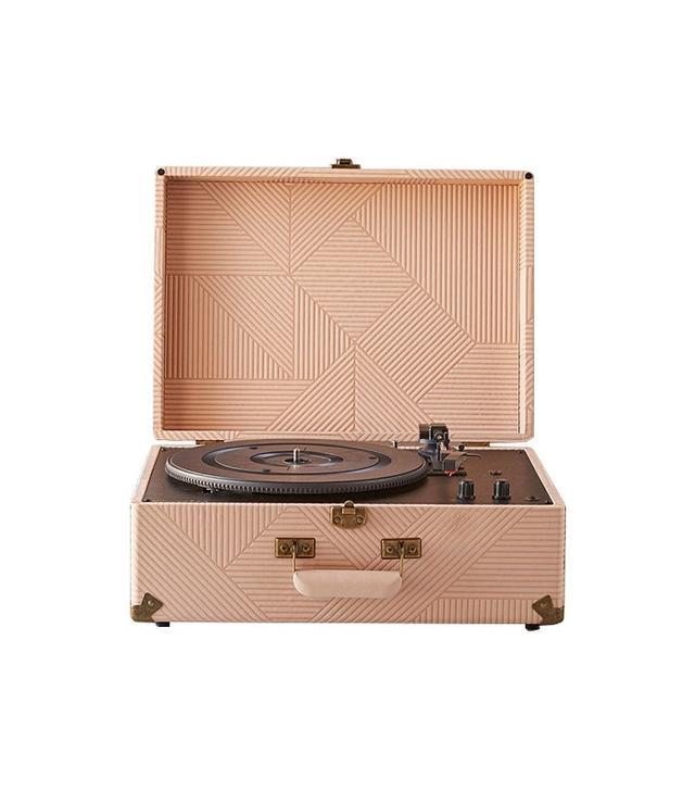 Crosley x UO AV Room Geo Portable USB Vinyl Record Player