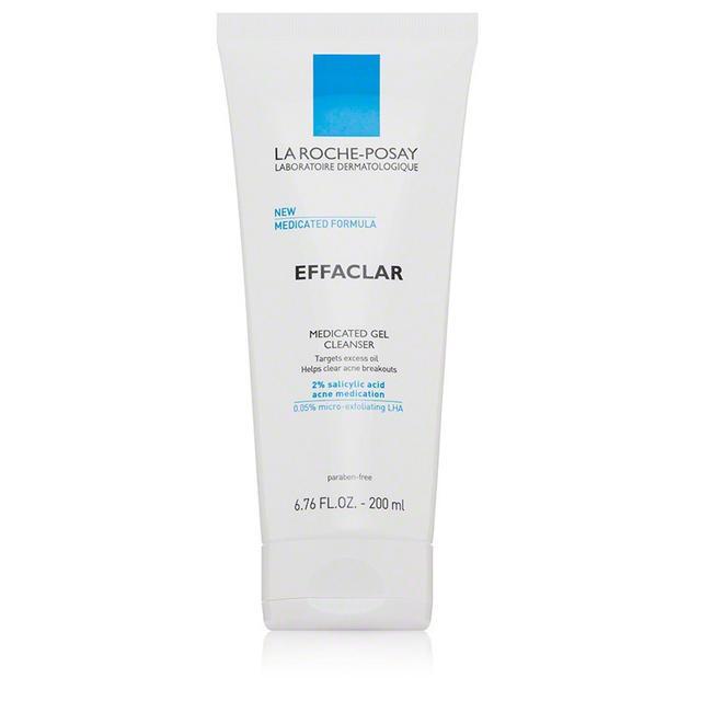 La Roche-Posay Effaclar 2% Salicylic Acid Gel Cleanser