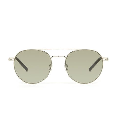Spartan Sunglasses in Silver