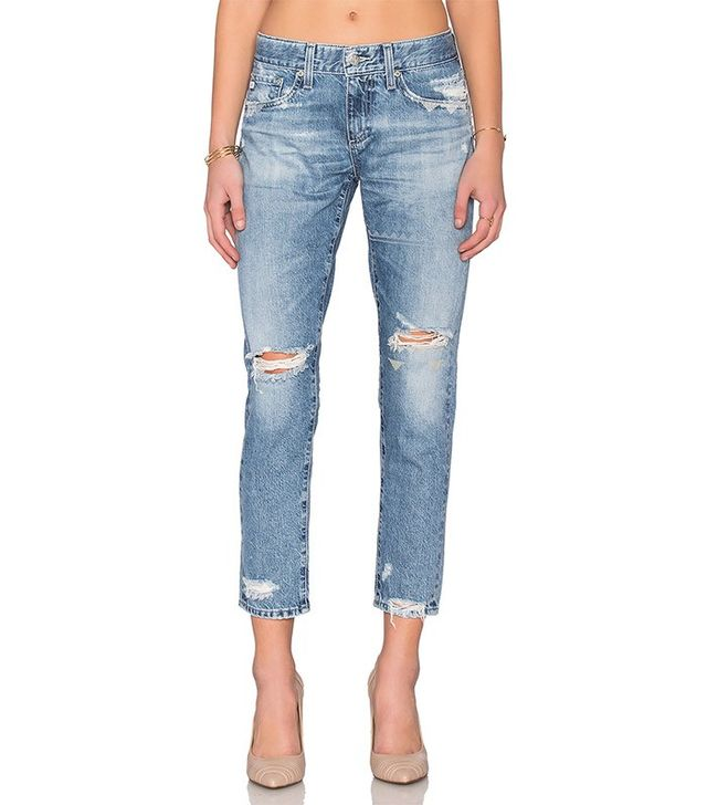 AG Jeans Nikki Crop