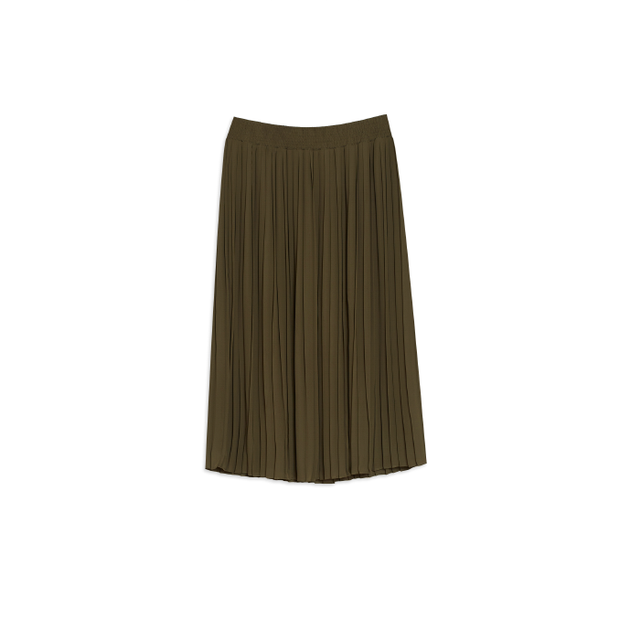 Who What Wear Collection Pleated Skirt