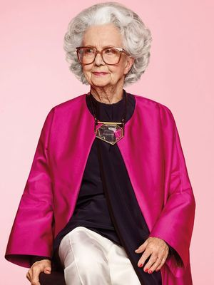 This Chic 100-Year-Old Just Landed a Vogue Spread