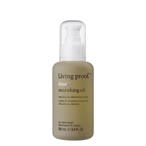 No Frizz Nourishing Oil