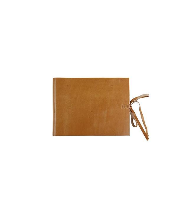 Nkuku Rustic Leather Photo Album