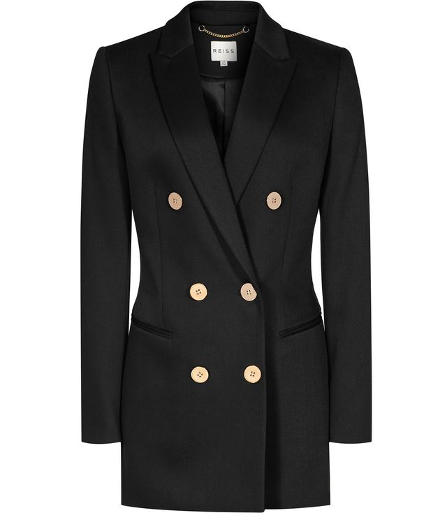 Reiss Lavinnia Double Breasted Blazer