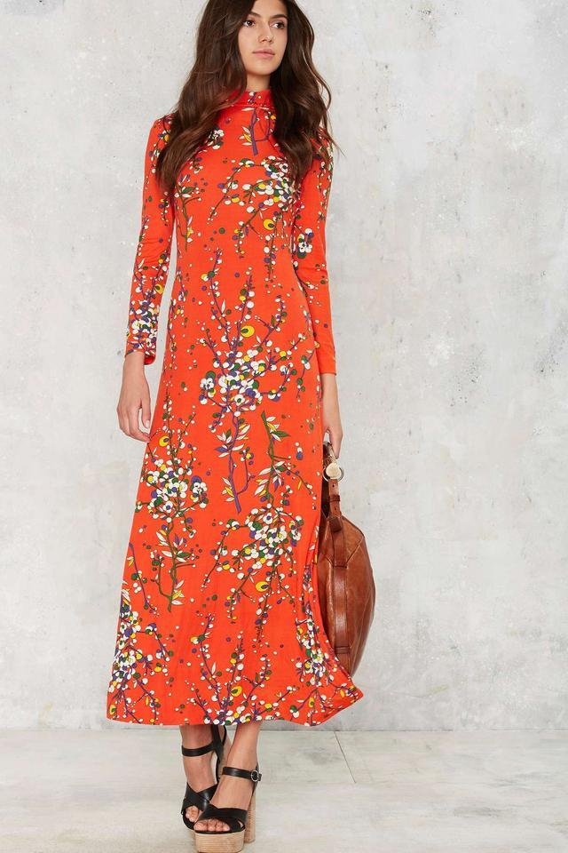 Vintage Blossom More Maxi Dress