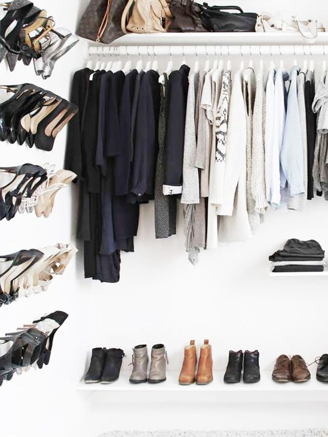 The 5 Steps Every Successful Woman Takes To Organise Her Closet |  WhoWhatWear AU