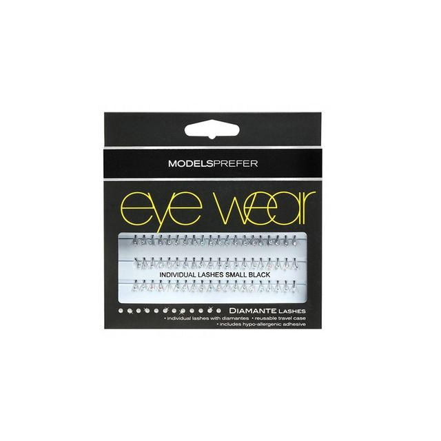 Models Prefer Eye Wear, Individual Lashes Diamond Lashes 1 Pair