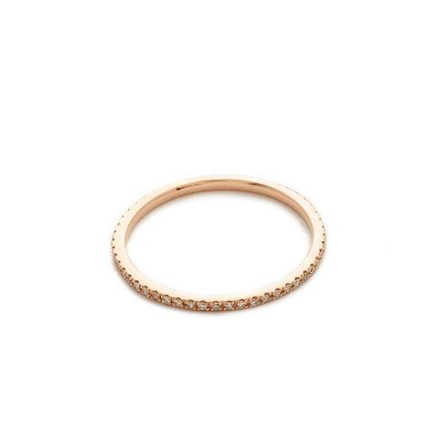 Diamond Eternity Stack Ring