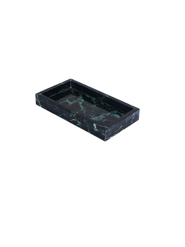 Urban Couture Green Marble Tray