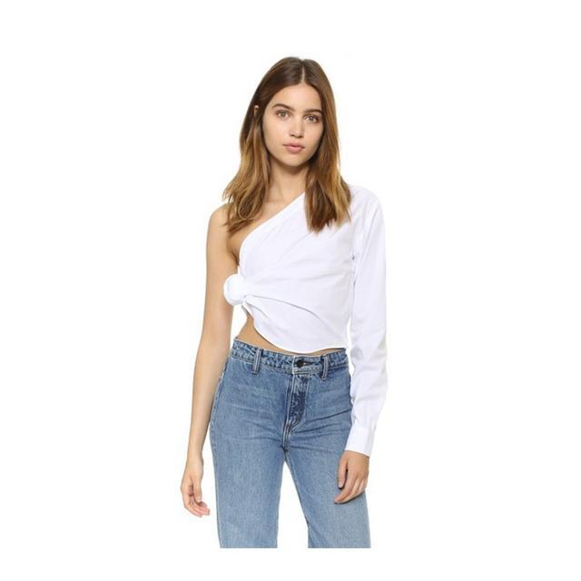 Jacquemus Knot Shirt