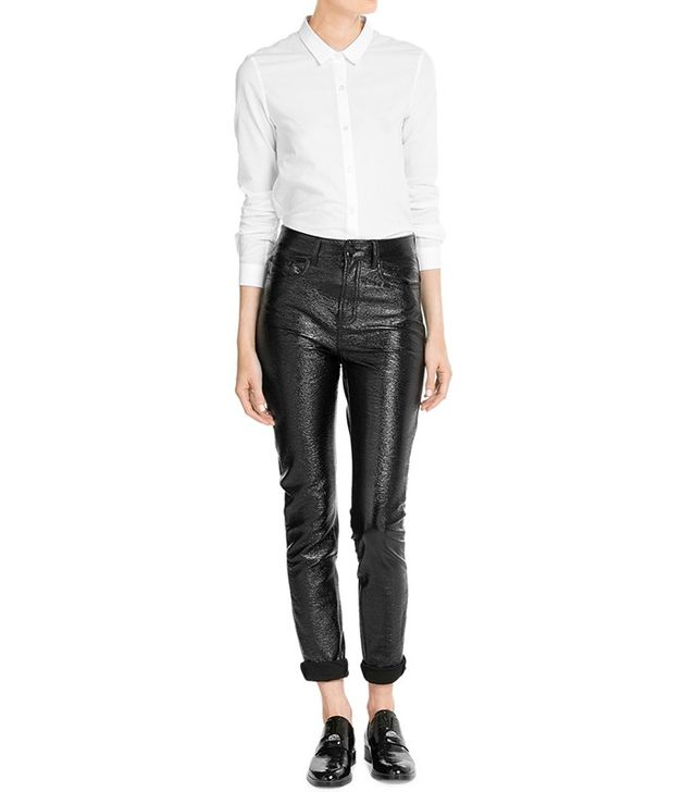 The Kooples Faux-Leather Pants