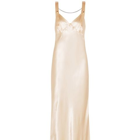 Gadow Embellished Satin Gown