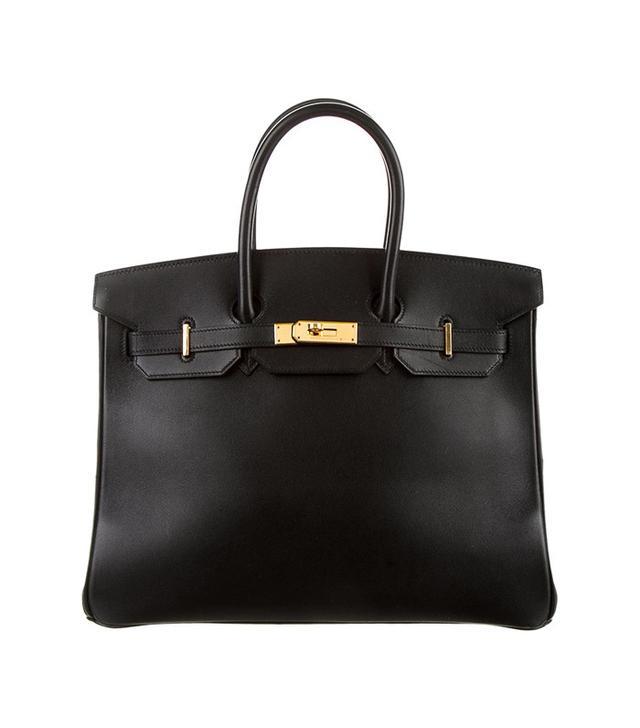 Hermès Pre-Owned Gulliver Birkin 35