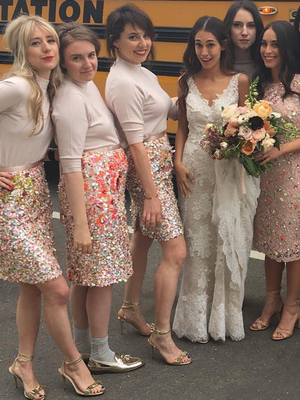 These Are the Most Unusual (and Awesome) J.Crew Bridesmaid Outfits