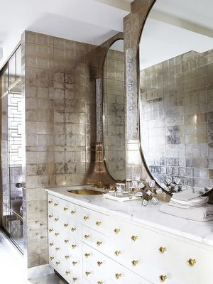 These Celebrity Bathrooms Will Make You Want to Renovate