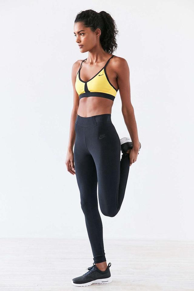 Nike Bonded Mesh Leggings