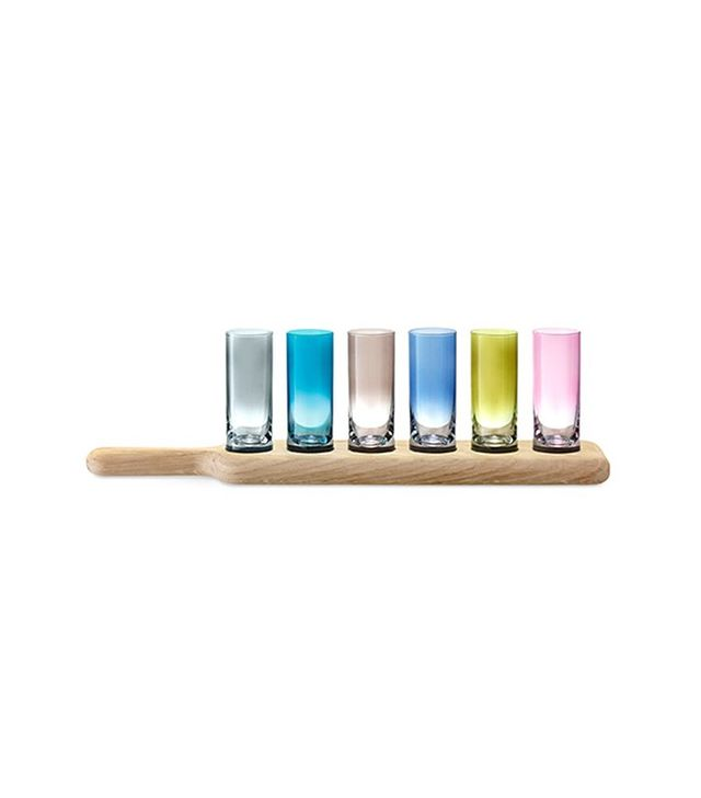 MoMA Paddle Shot Glass Set