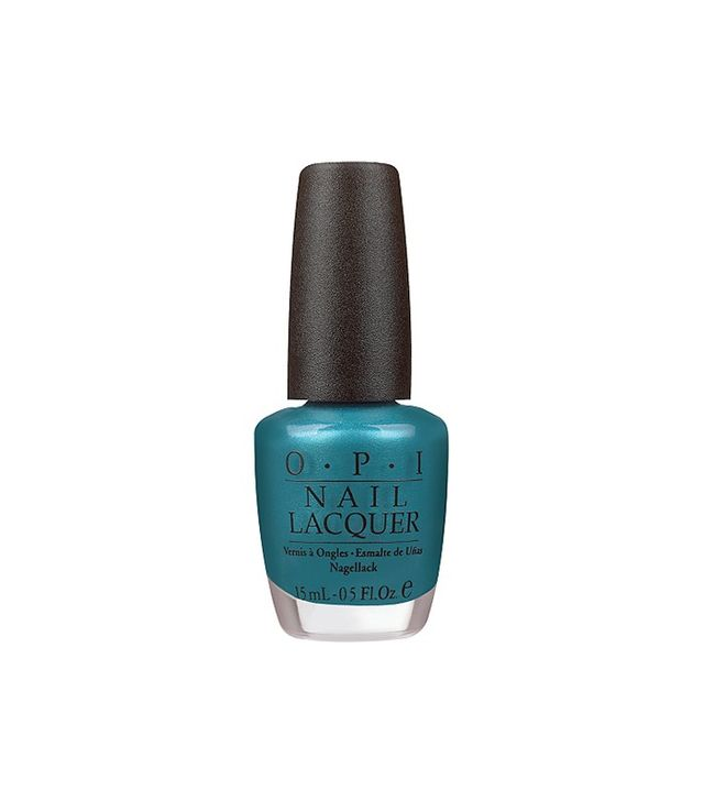 OPI Nail Lacquer in Teal the Cows Come Home