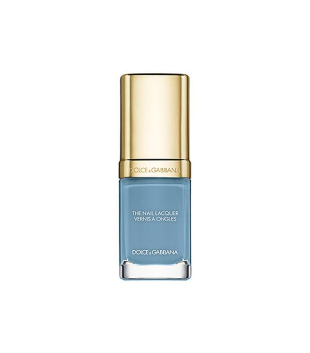 Dolce & Gabbana The Nail Lacquer in Aqua